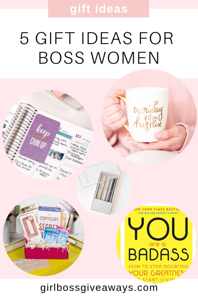 5 Useful Gift Ideas Boss Women Need to Have Now