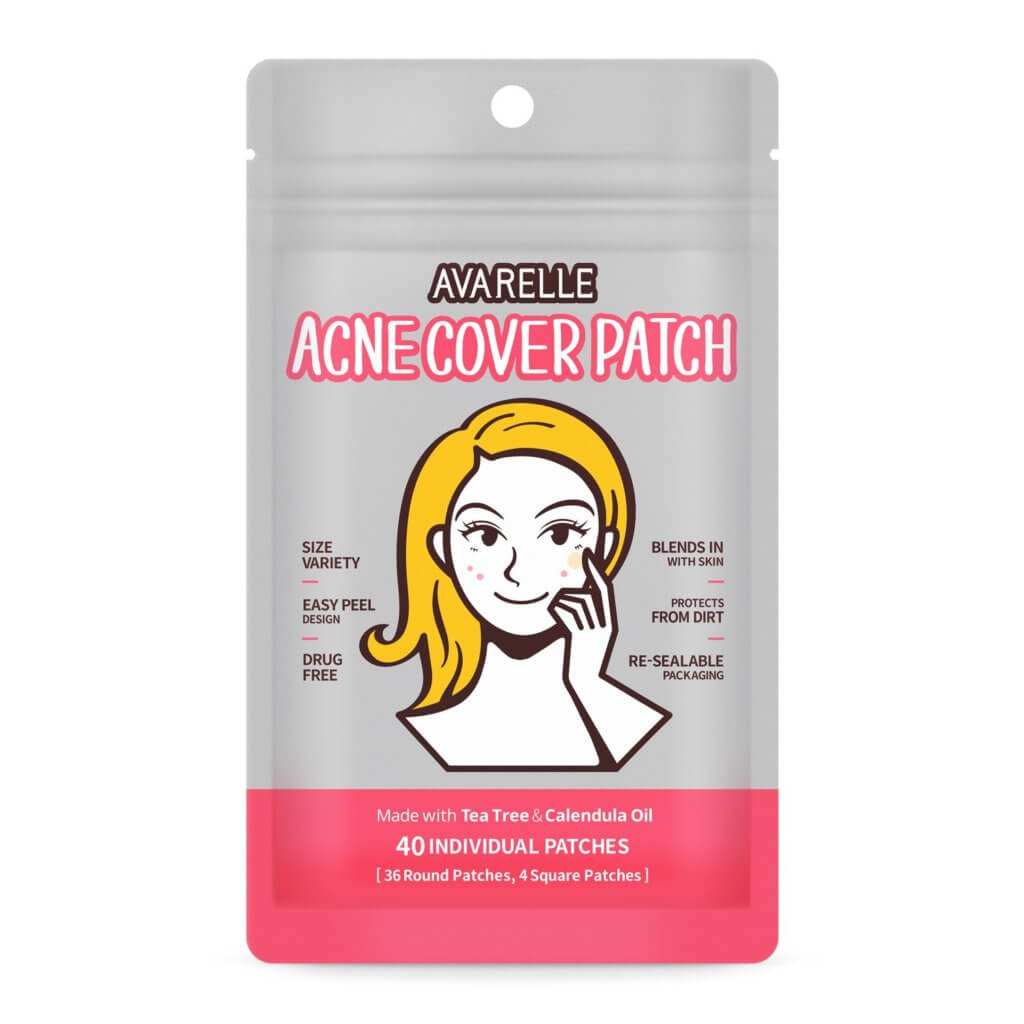 Avarelle Acne Cover Spot Patch - Amazon Bestsellers in Beauty and Personal Care