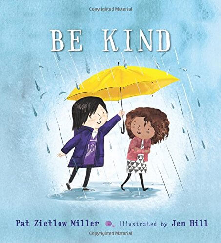 Books for Kids About Feelings - Be Kind