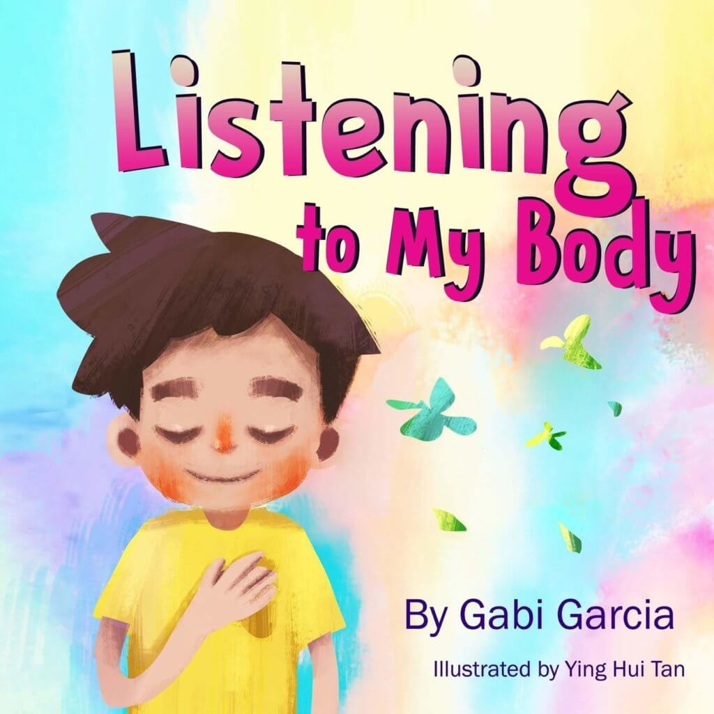 Books for Kids About Feelings - Listening to My Body- Connecting Feelings