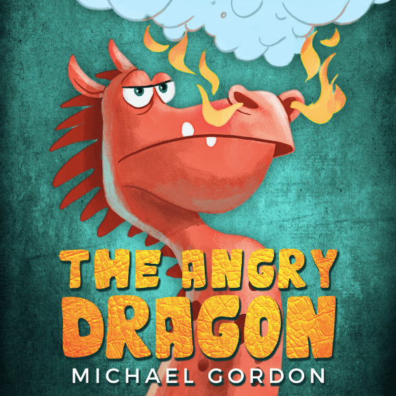 Books for Kids About Feelings - The Angry Dragon