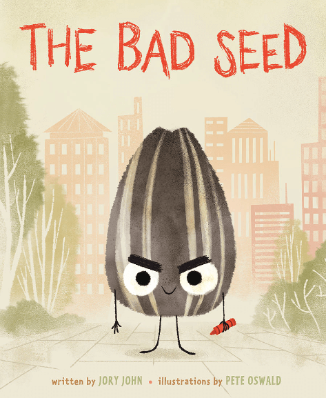 Books for Kids About Feelings - The Bad Seed