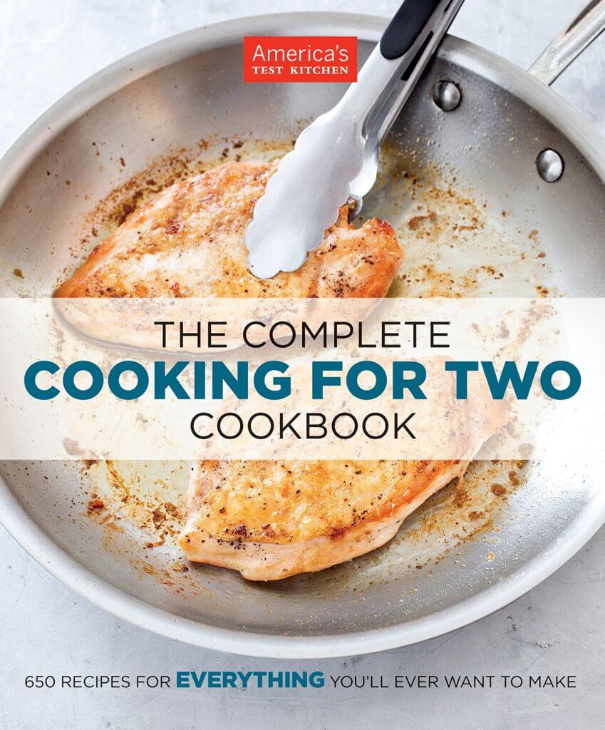 Cookbook Gifts - The Complete Cooking for Two Cookbook