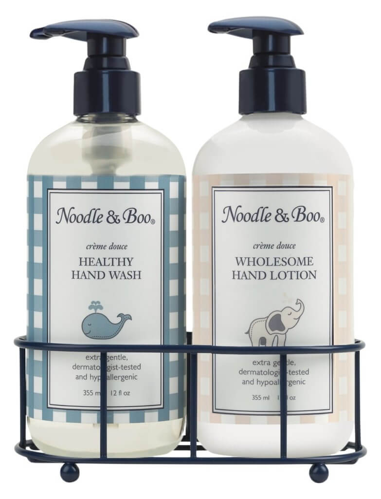 Gifts for New Moms - Hand Wash and Lotion