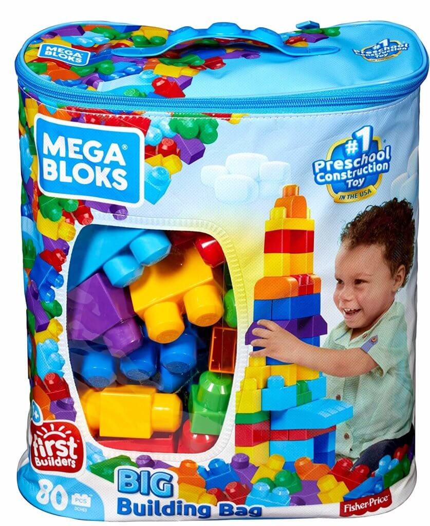 Gifts for Toddlers - Megablocks