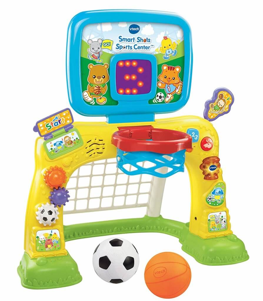 Gifts for Toddlers - Sports Center