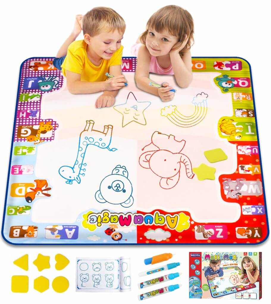 Gifts for Toddlers - Water Doodle Drawing Mat