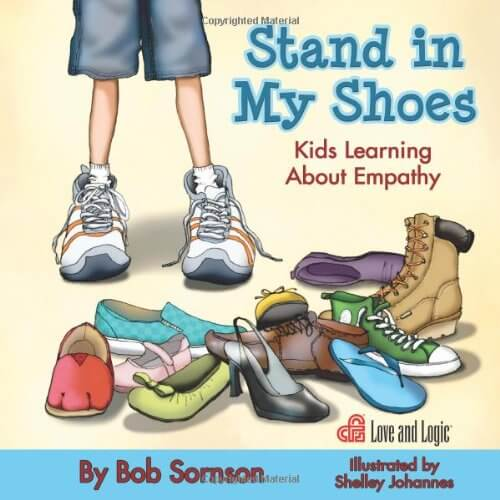 Girl Boss Gift Guides - Books for Kids About Feelings - Stand in My Shoes- Kids Learning About Empathy
