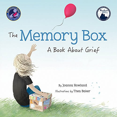 Girl Boss Gift Guides - Books for Kids About Feelings - The Memory Box- A Book About Grief