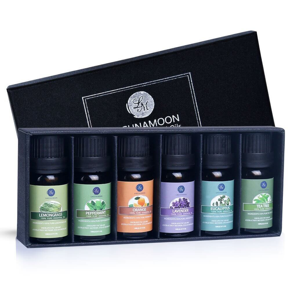 Lagunamoon Essential Oils - Amazon Bestsellers in Beauty and Personal Care