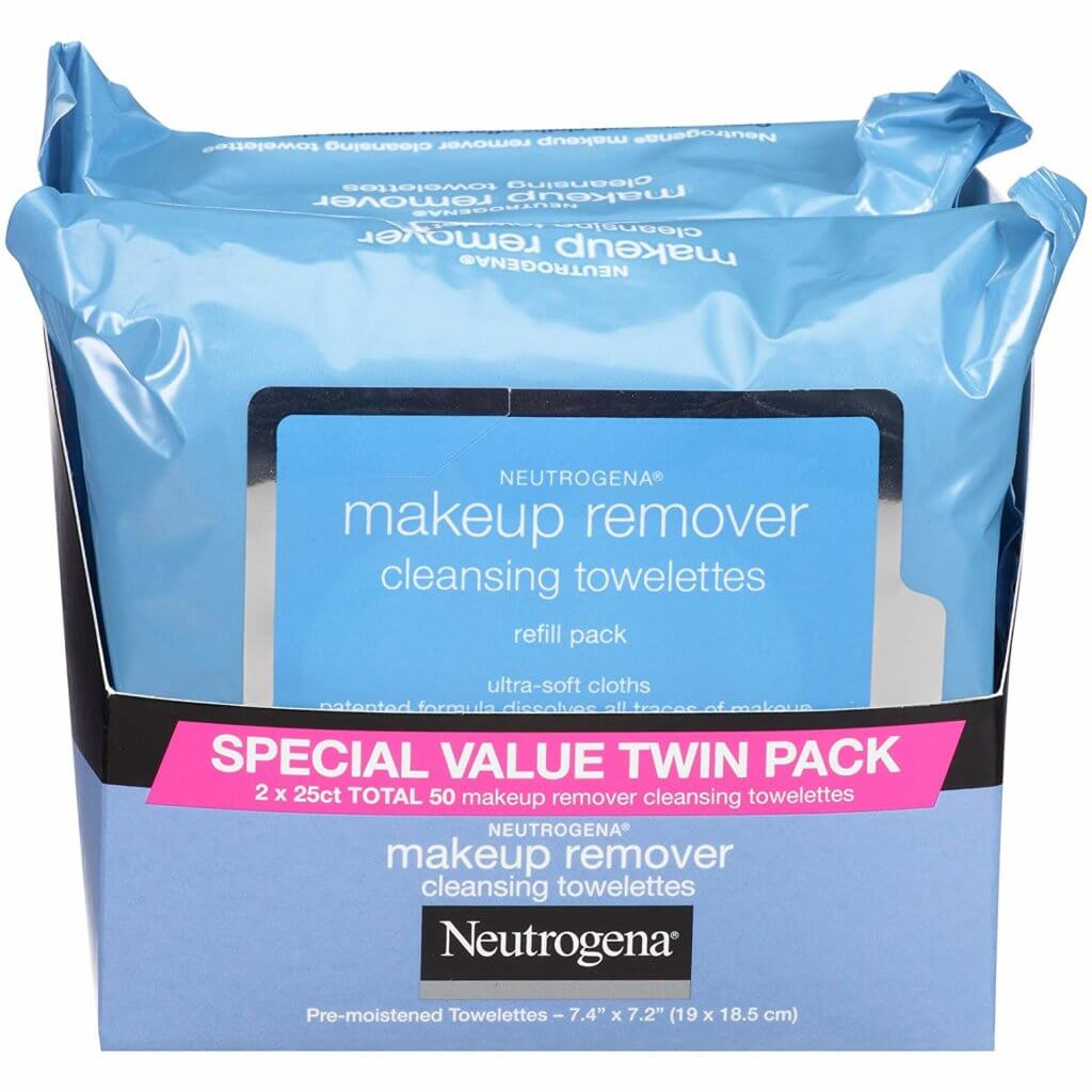 Neutrogena Makeup Removing Wipes - Amazon Bestsellers in Beauty and Personal Care