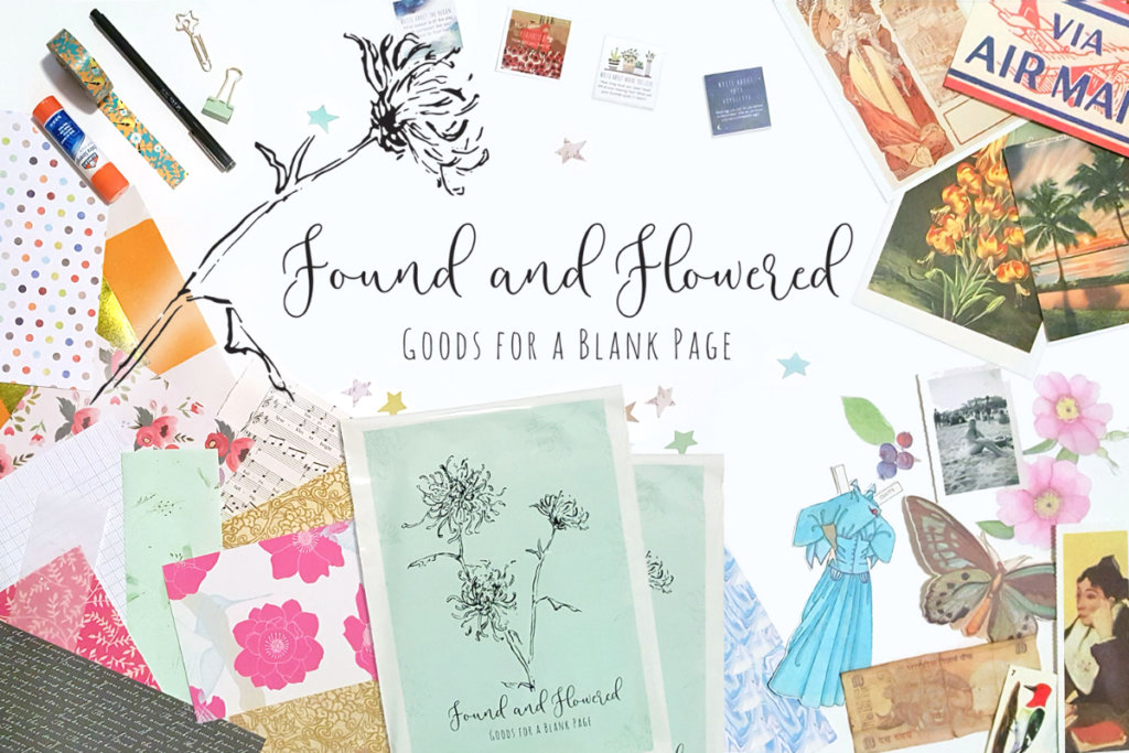 Subscription Boxes for Writers - Found and Flowered