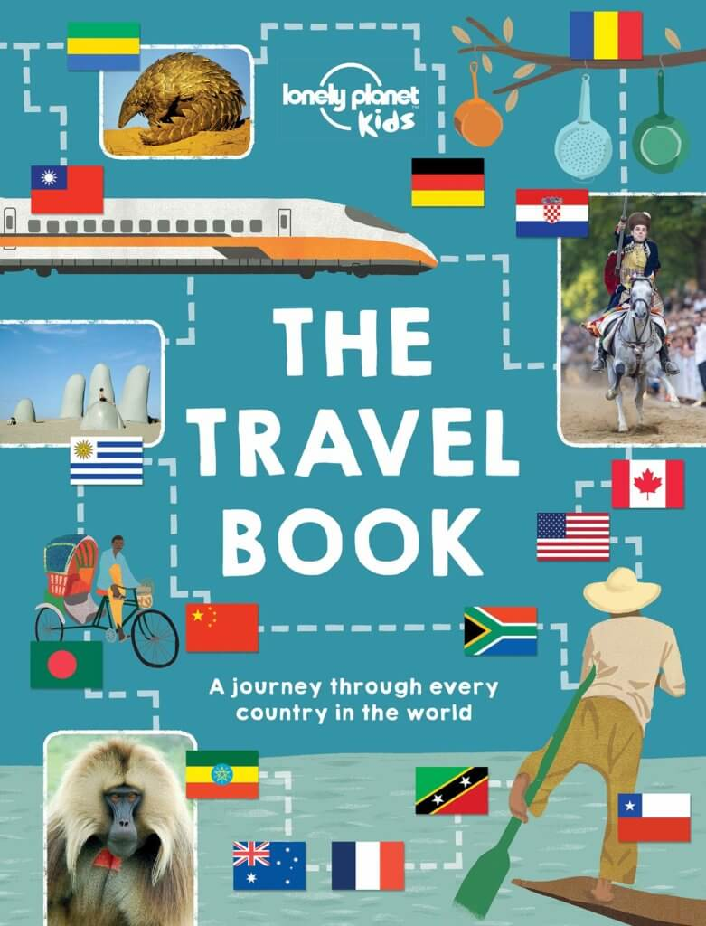 The Travel Book for Kids