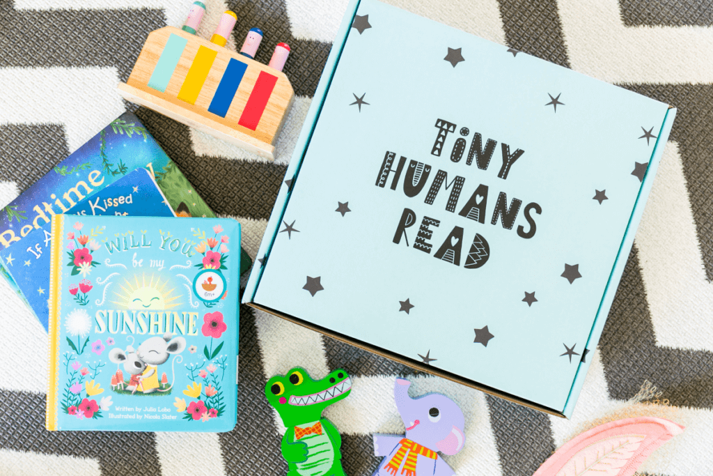 Gifts for Kids - Tiny Humans Read