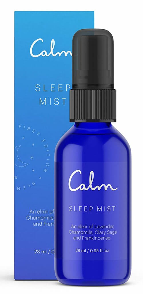Travel Essentials for Women - Calming Sleep Mist