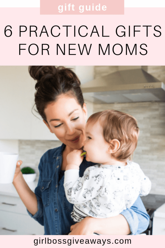 6 Practical Gifts Every New Mom Needs