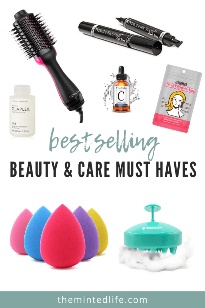 Bestselling Beauty and Care Products You Can Get on Amazon Right Now