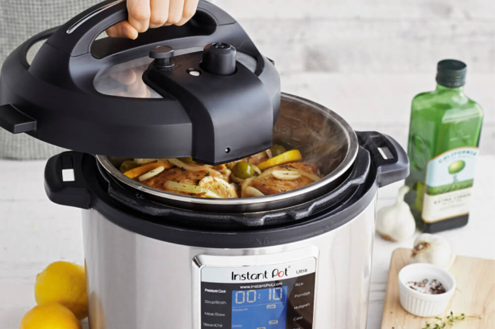 Enter for a chance to win Instant Pot Ultra Giveaway from Steamy Kitchen - The Minted Life - Lifestyle Blog for Women