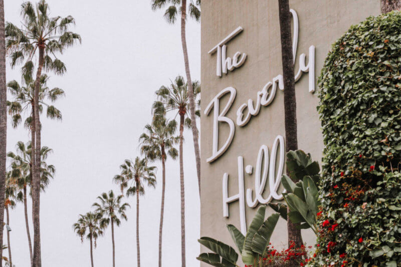 Enter for a chance to win the The Rachel Zoe Glamorous Getaway in Beverly Hills - The Minted Life - Lifestyle Blog for Women
