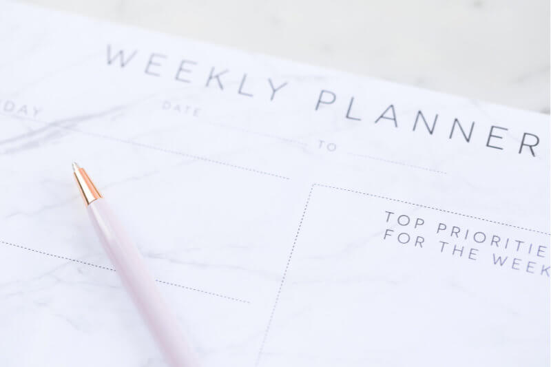 Planner Accessories and Planner Essentials for the LifePlanner Plum Planner and Happy Planner - The Minted Life - Lifestyle Blog for Women